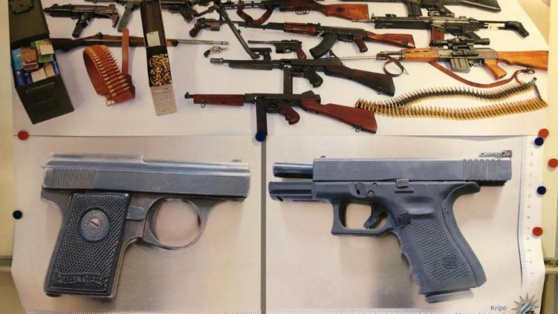 Поліція розповіла подробиці вбивства родини у Баварії: стрілець мав арсенал зброї і знімав відео