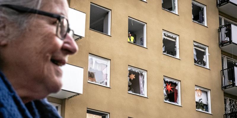 У Стокгольмі через вибух евакуювали жителів десятків квартир