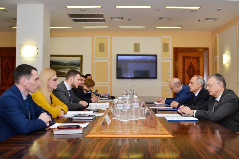 Україна сприятиме цифровізації транспортного коридору ГУАМ, – Владислав Криклій