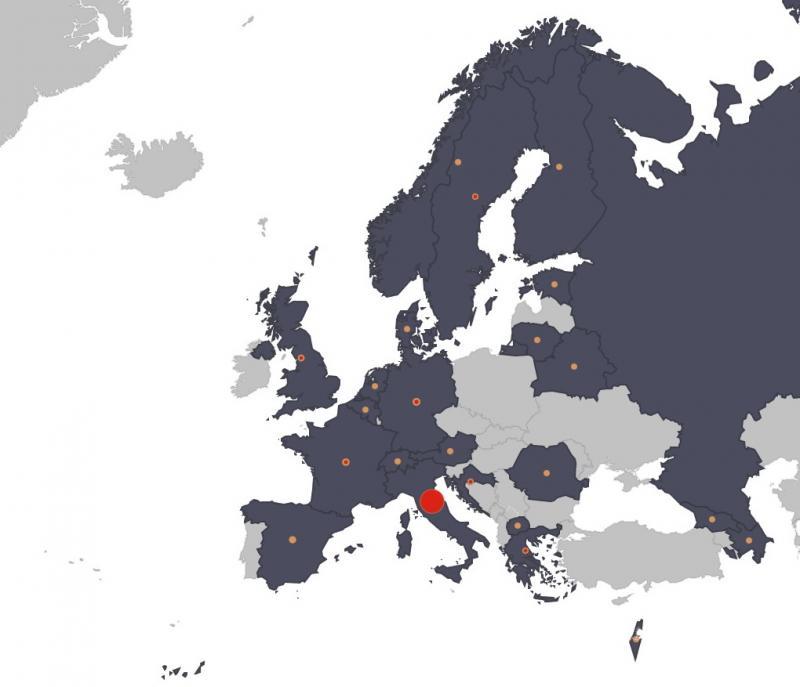 У 12 державах ЄС не знайшли хворих на коронавірус: публікуємо список