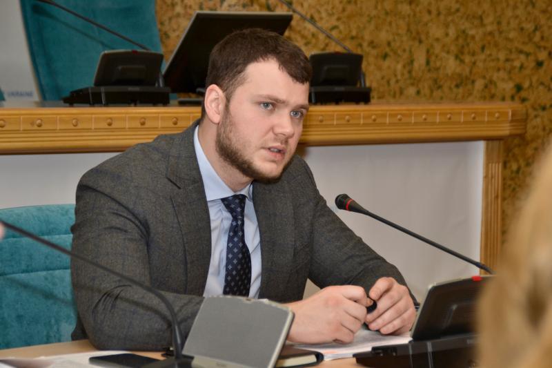 Міністр інфраструктури України Владислав Криклій зустрівся із представниками міжнародних вантажних автомобільних перевізників
