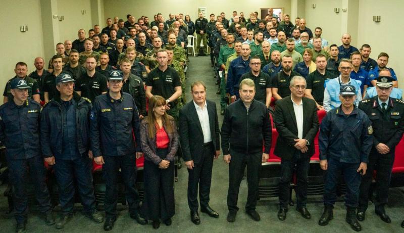 Frontex надіслав Греції підкріплення через кризу з мігрантами