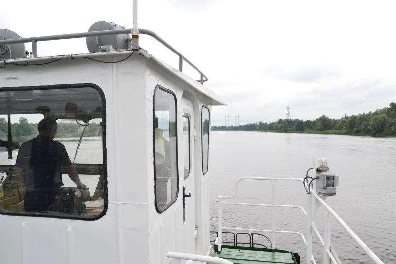 Результати дослідження проб на вміст радіонуклідів у донних відкладах на річці Прип'яті свідчать, що проведення робіт з ремонтного черпання не несе небезпеки для довкілля - Дмитро Абрамович