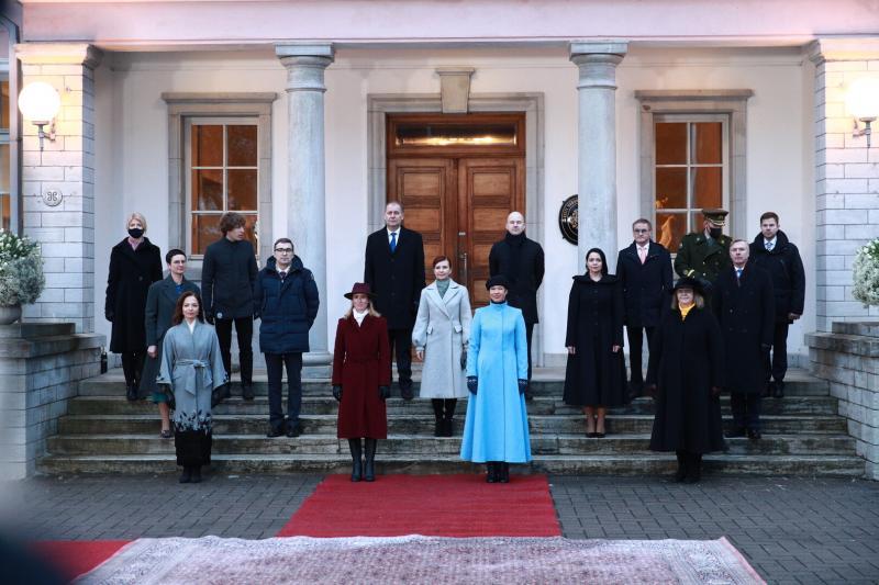 Прем'єр-міністром Естонії вперше затверджено жінку