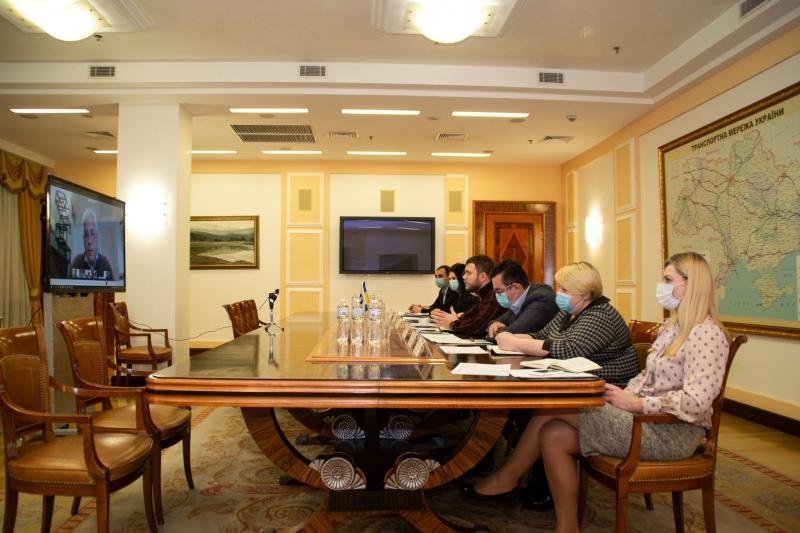ЄБРР підтримав створення спецфондів для фінансування розвитку аеропортів і залізничної інфраструктури України, - Владислав Криклій