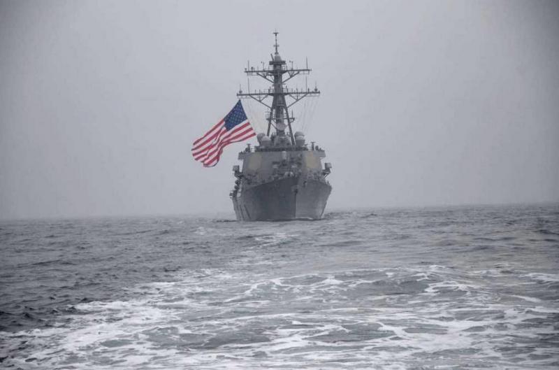 ВМС України і США потренувалися в Чорному морі