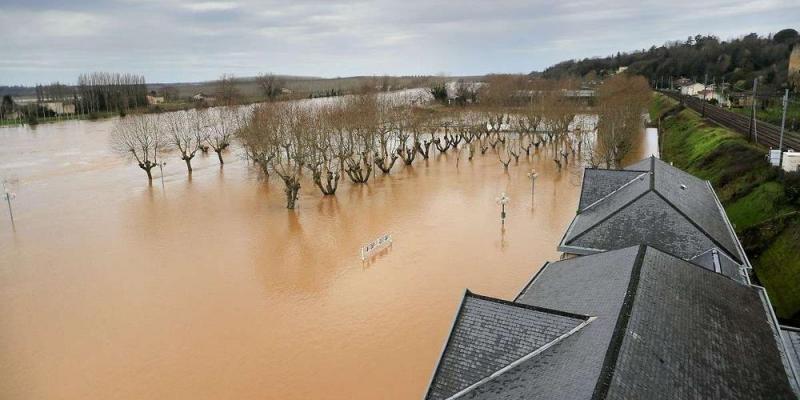 На півдні Франції понад сотню людей евакуювали через повені