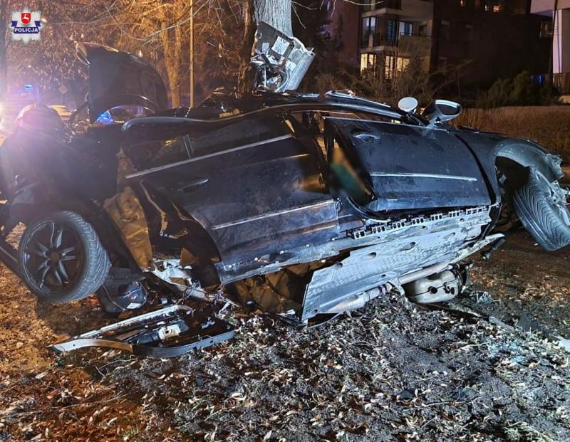 У Любліні в ДТП загинули двоє молодих українців