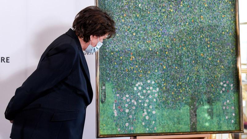 Франція поверне картину Клімта родині жертви Голокосту