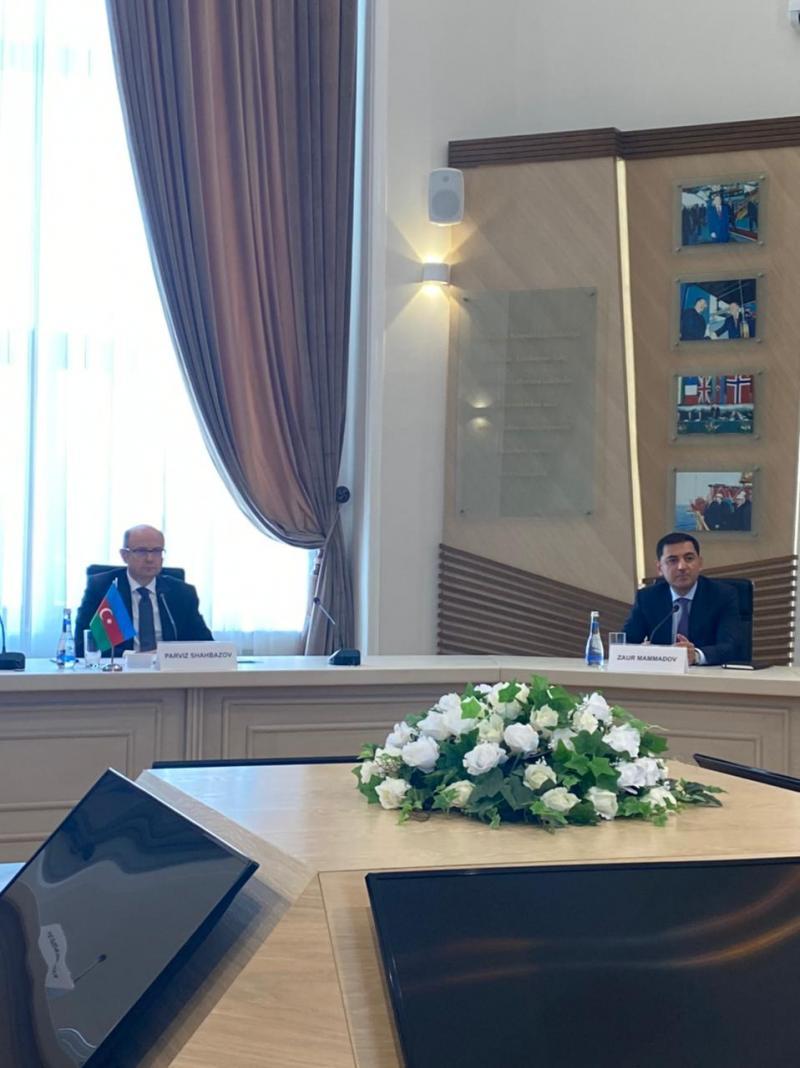 Залучаємо азербайджанських партнерів до участі у приватизації, - Владислав Криклій