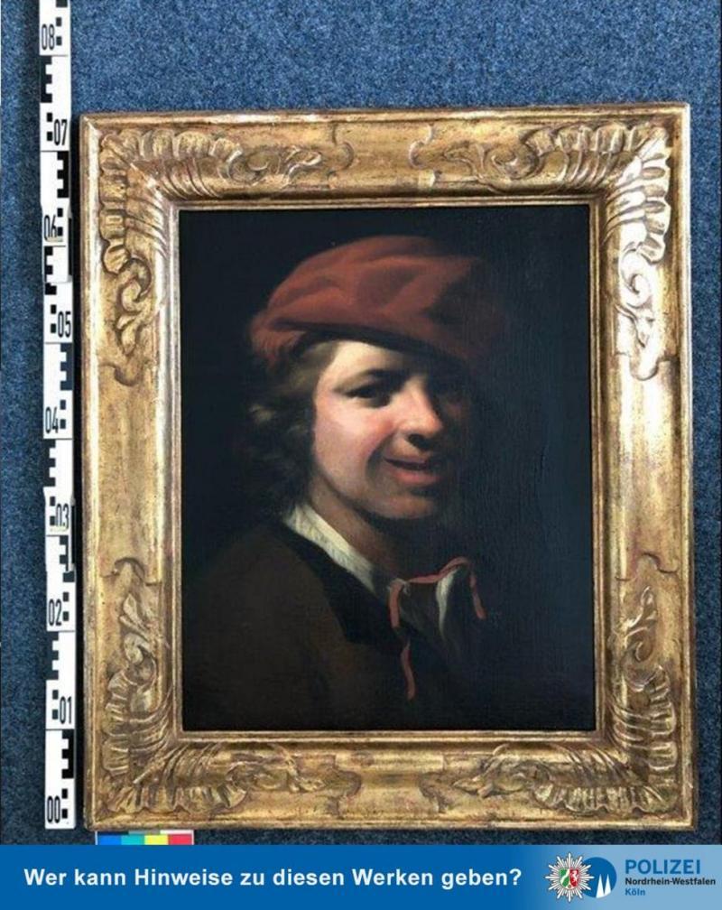 У Німеччині знайшли в придорожному смітнику цінні картини 17 сторіччя