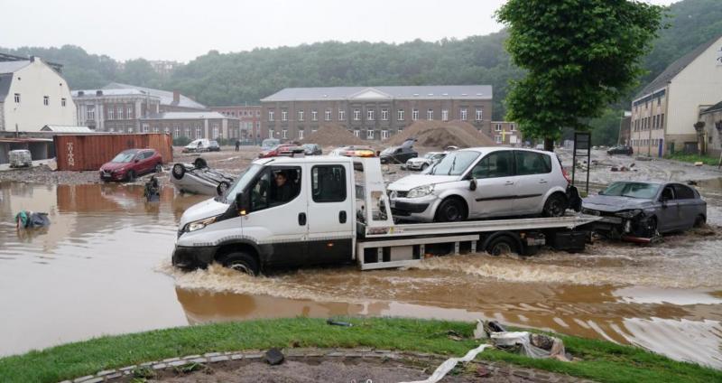 У Бельгії зросла кількість загиблих в результаті повеней