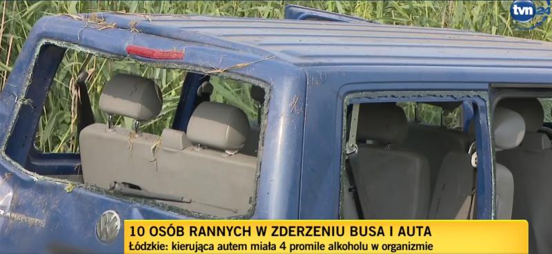 У Польщі 10 осіб постраждали у масштабному ДТП, з них 7 - українці