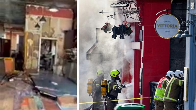 """У Шотландії пожежа серйозно пошкодила самопроголошене """"місце народження"""" Гаррі Поттера"""