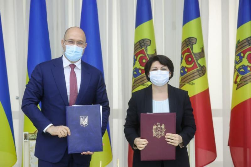Україна та Молдова погодили оновлення угоди про ЗВТ