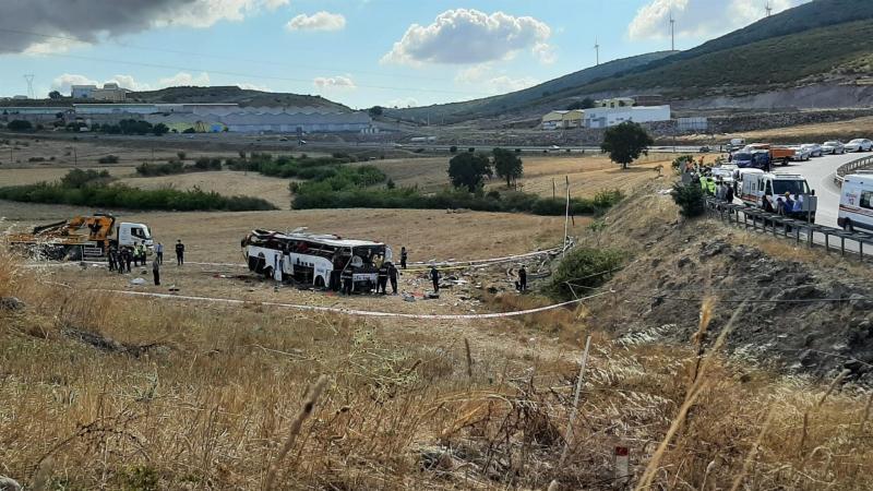 У Туреччині в ДТП з автобусом загинули 14 людей