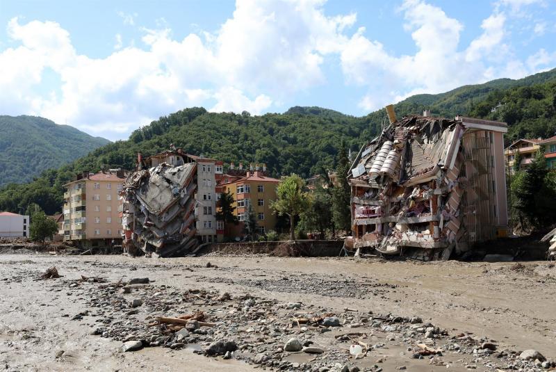 Повені у Туреччині: кількість жертв зросла до 40, регіон оголосили зоною стихійного лиха