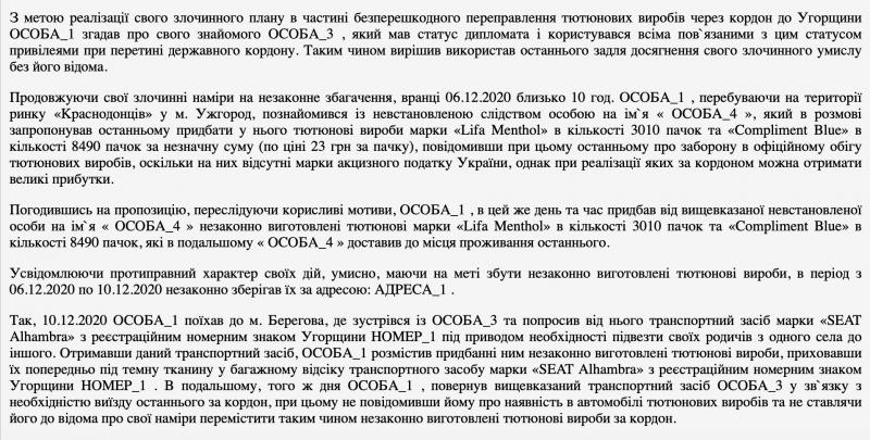 Угорський ексдепутат, впійманий на кордоні України з нелегальними цигарками, уник покарання - ЗМІ