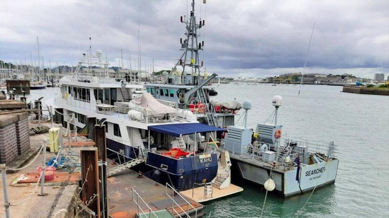 Біля берегів Англії перехопили елітну яхту з 2 тоннами кокаїну