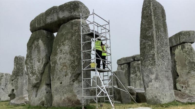 У Британії вперше за понад 60 років почали ремонт Стоунхенджу